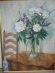 Flower Arrangement (still life)